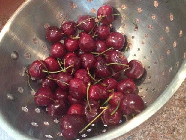 The best summer fruit. Yum.