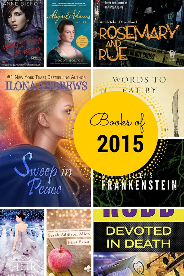 Books of 2015